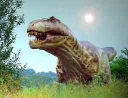 Svedkovia dávnej minulosti. » dinosaurus